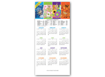Splendid Seasons Calendar Cards
